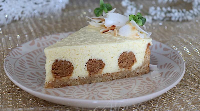 Rafaelo- kremasta torta