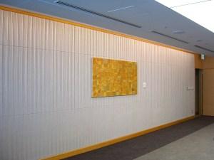 木嶋正吾「零度6-3」 91×182cm
