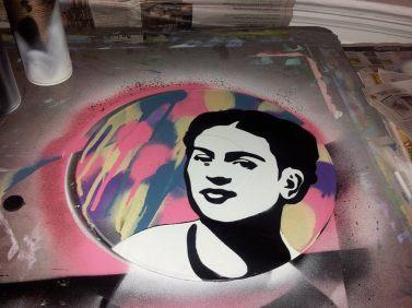 Frida on vinyl