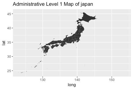 Creating Administrative Level 1 Maps AriLamsteincom