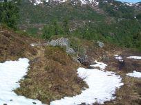 Tuftahaug via Fadnastølen 035