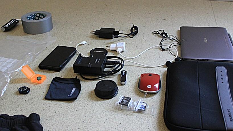 RTW packing list