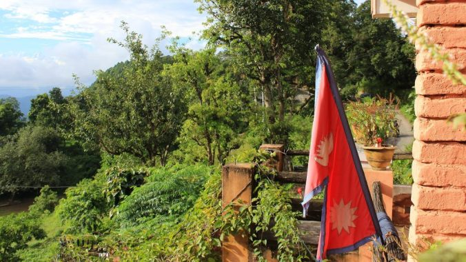 """The phrase """"same-same but different"""" doesn't apply to Nepali grammar. It is just different."""