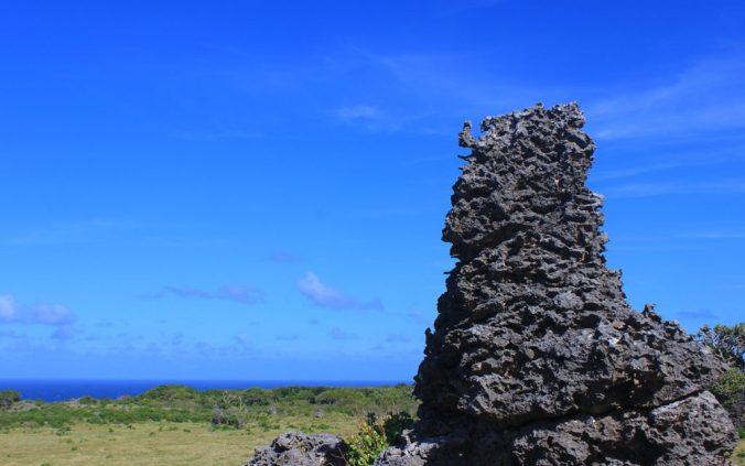 Things to do in 'Eua. Rock garden of 'Eua island.