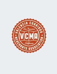 logo design for the VCMA