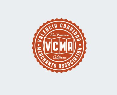 logo design for the VCMA