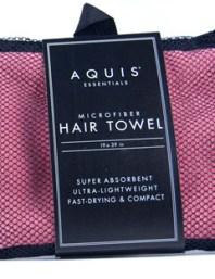Microfiber towel packaging design