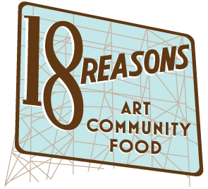 18 Reasons non profit logo for food and community, by Bi-Rite Market