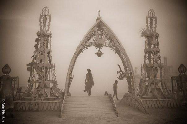 Temple of Grace - Duststorm