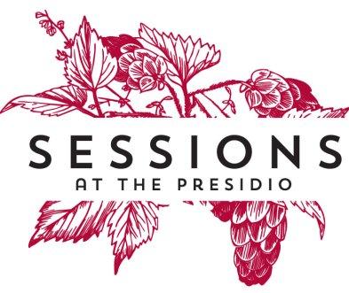 Sessions in the Presidio, restaurant branding