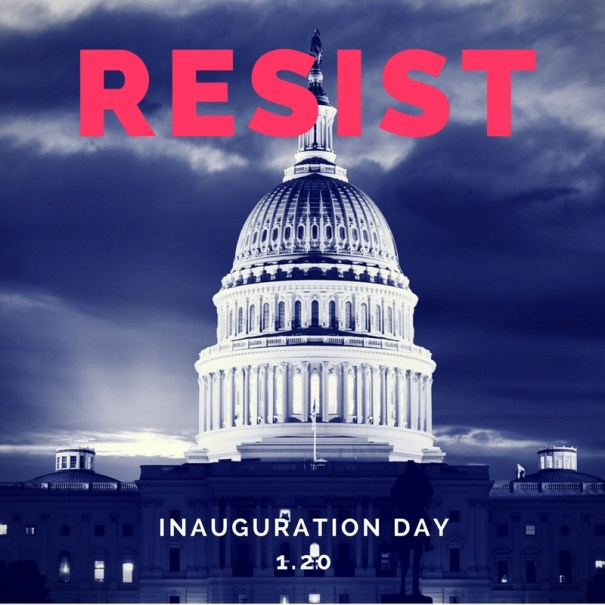 Resist Inauguration Day