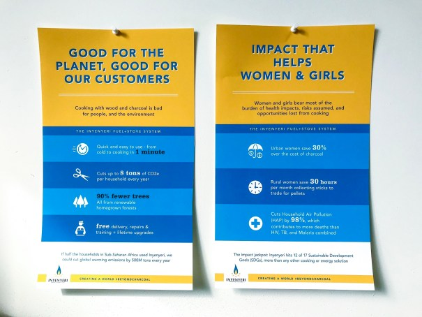 poster and banner design for nonprofit, environmental justice