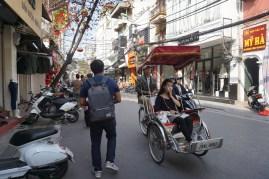 Becak Hanoi