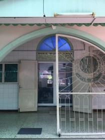 Halaman Masjid Jawa