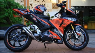 exciter MX King modifikasi r1 (8)