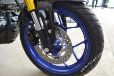 All new mt-15 warna biru 25