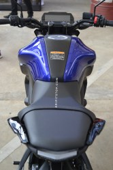All new mt-15 warna biru 4