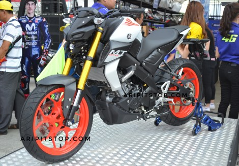 Yamaha All New MT-15 ARIPITSTOP 2