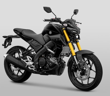 YAMAHA MT-15 Std Black