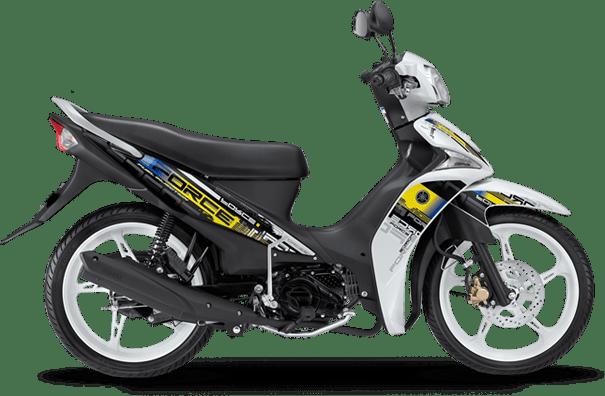 ARIPITSTOP » New Product! Yamaha Force