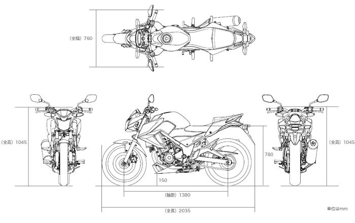 Galeri CB250F, Honda Resmi Rilis Meluncur 1 Agustus 2014