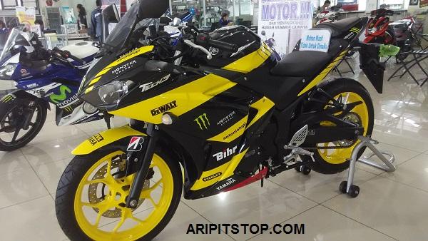Gambar Motor Sport Kawasaki Ninja Terbaru