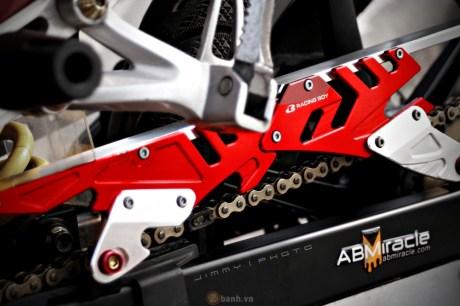 Sadis Modifikasi Jupiter MX 135 Edisi KTM RedBull
