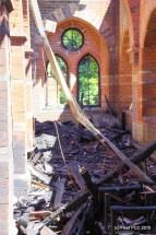 South Aisle - where the Organ was