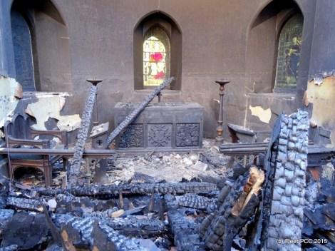 Sanctuary High Altar