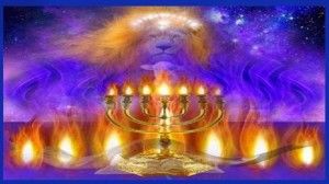 Y'shua is all things of YHVH known to mankind...the Lamb, the Lion and the Menorah...