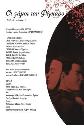 Οι Γάμοι του Φίγκαρο - W.A. Mozart.