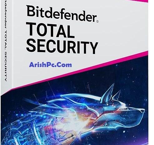 Bitdefender Total Security 25.0.26 Crack + Key Free Download