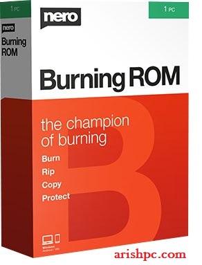 Nero Burning ROM 23.5.10 Crack + Serial Key Latest Download