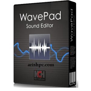 WavePad Sound Editor 13.12 Crack + Registration Code Free