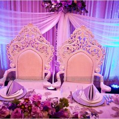 Wedding Bride And Groom Chairs Pewter Chair Photography At Palazzo Grande Shelby Township Mi Arising Indoor Michigan Reception