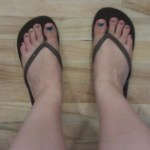 Flip flop fail