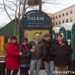 Boston Day 2: Salem