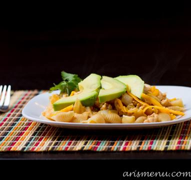 Taco Mac & Cheese