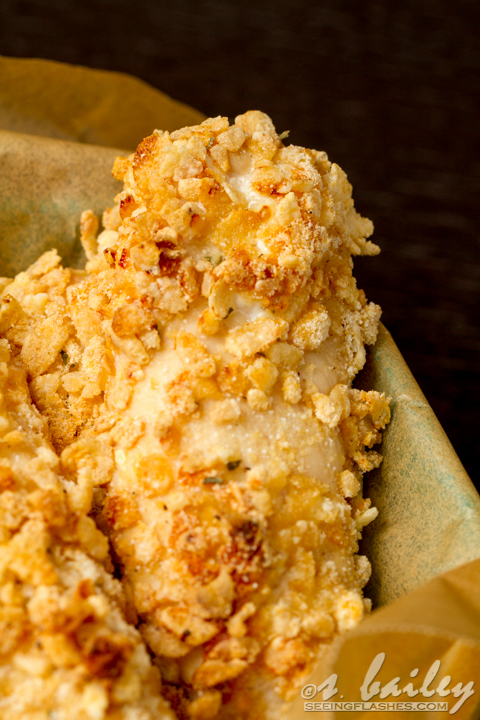 Crispy Ranch Chicken #glutenfree