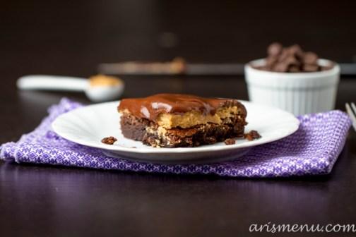 Buckeye Brownies via arismenu.com