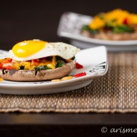 Portobello Breakfast Cups