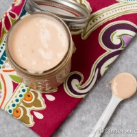 Fat Free Thousand Island Dressing