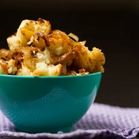Caramelized Onion & Cauliflower