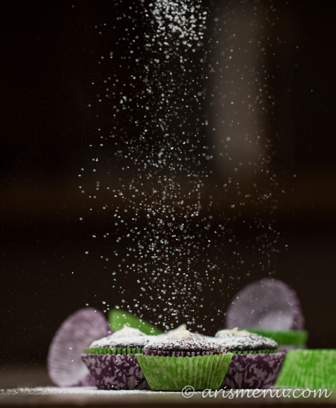 Drink & Dish: Cafe Au Lait Cupcakes