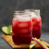 Tart Cherry Lime Elixir