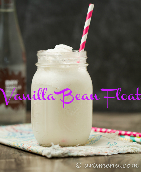 Vanilla Bean Float