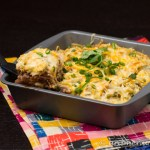 Chicken Enchilada Casserole: Easy, cheesy and delicious!