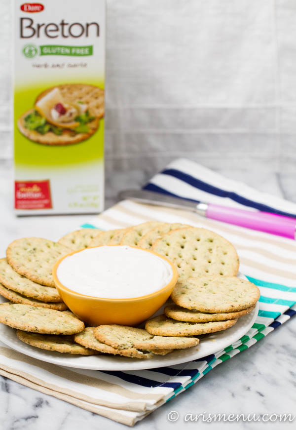 Honey Goat Cheese Spread Recipe
