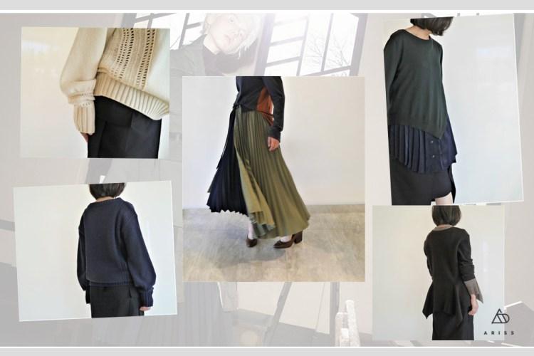 YASUTOSHI EZUMI 秋冬の商品写真☆