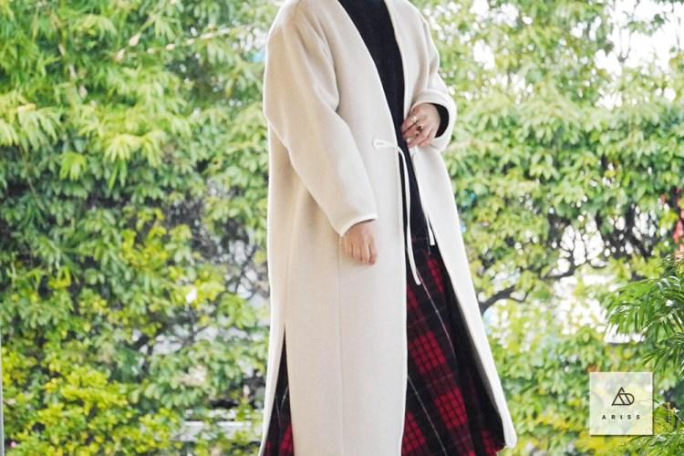 【FashionSnap】エレガントをデイリーにも☆的なコート!(A PUPIL×EZUMi)